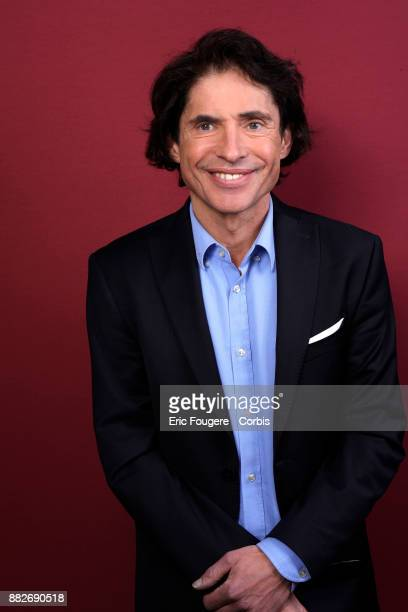 Lawyer Arno Klarsfeld poses during a portrait session in Paris France on