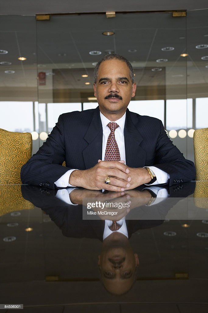 Eric Holder, American Lawyer Magazine, May 1, 2008