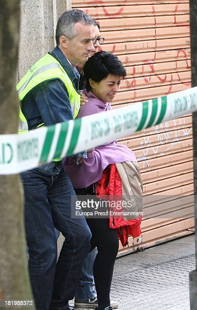 Lawyer Rosario Porto is detained on suspicion of homicide of their adopted Chineseborn 12yearold daughter Asunta Yong Fang Basterra Porto on...