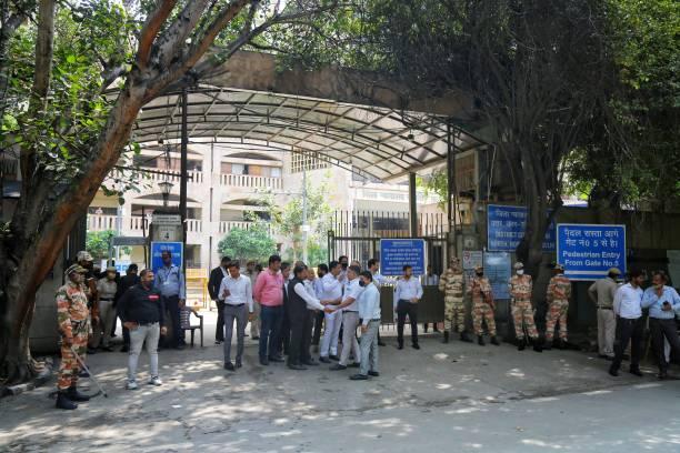 IND: Rohini Court Shootout