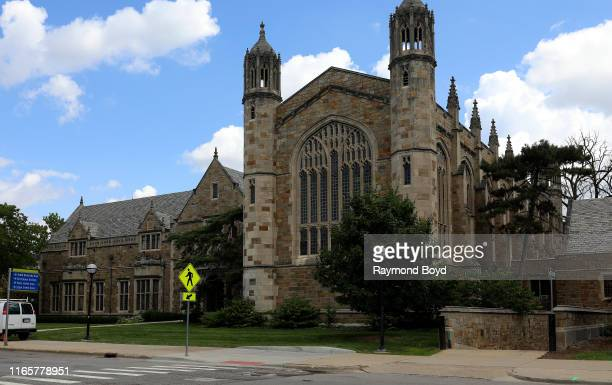 Lawyers Club at the University Of Michigan in Ann Arbor, Michigan on July 30, 2019.