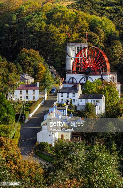 Laxey Wheel Lady Isabella Isle of Man water mill