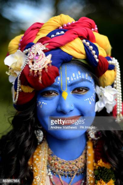 Lord Krishna Stock Photos And Pictures