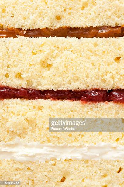 layer cake - sponge cake stock pictures, royalty-free photos & images