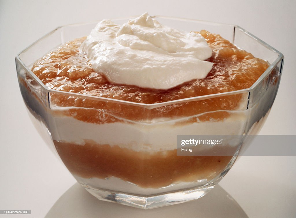 Layered Dessert : Stock Photo