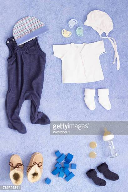 Layette for baby boy