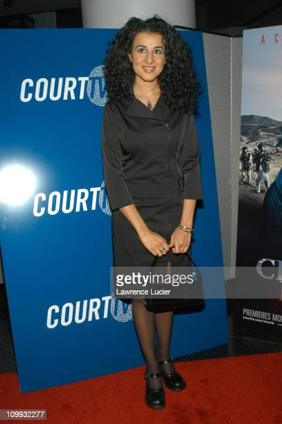 Layla Alizada during Court TV Hosts Premiere of Chasing Freedom at Loews Lincoln Sq in New York City New York United States