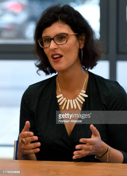 Layla Moran spokesperson for Education during a visit to The Bournemouth and Poole College before the start of day 3 at the Liberal Democrat...