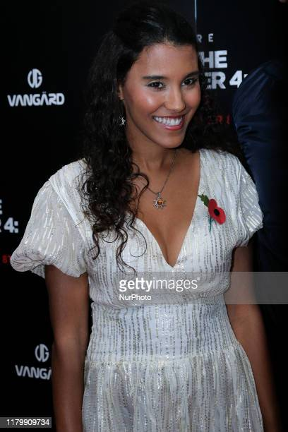 Layla Romi Attends the premiere of Rise of the Footsoldier 4 Marbella out in cinemas amp digital HD from Friday 8th November at the Troxy London UK 1...