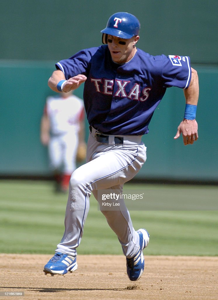 Texas Rangers vs Anaheim Angels - September 18, 2004