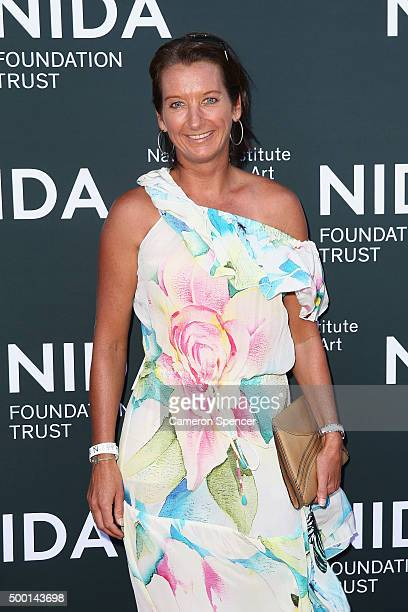 Layne Beachley arrives ahead of The National Institute of Dramatic Art's new graduate school launch at NIDA on December 6 2015 in Sydney Australia