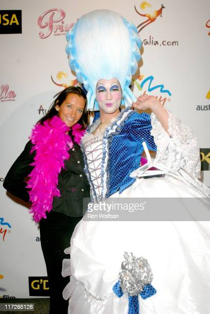 Layne Beachley during G'Day USA Priscilla Queen Of The Desert Live Extravaganza and DVD Release at Paramount in Los Angeles California United States