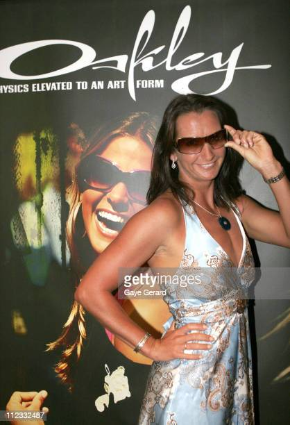 Layne Beachley during Oakley Women's Collection Launch with Layne Beachley in Sydney NSW Australia
