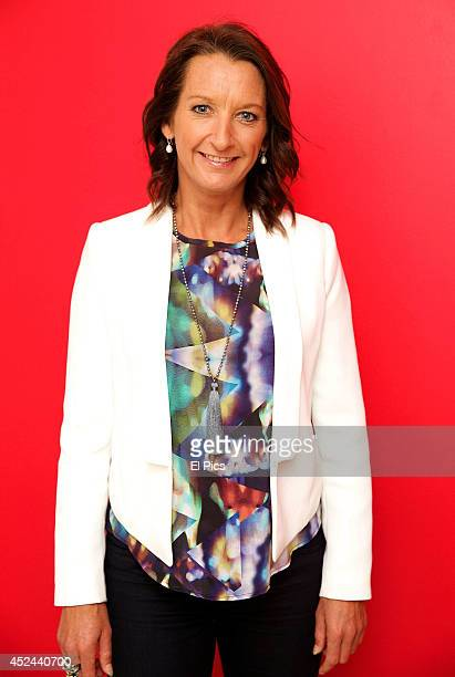 Layne Beachley poses on June 22 2014 in Sydney Australia Photo by El Pics/Getty Images