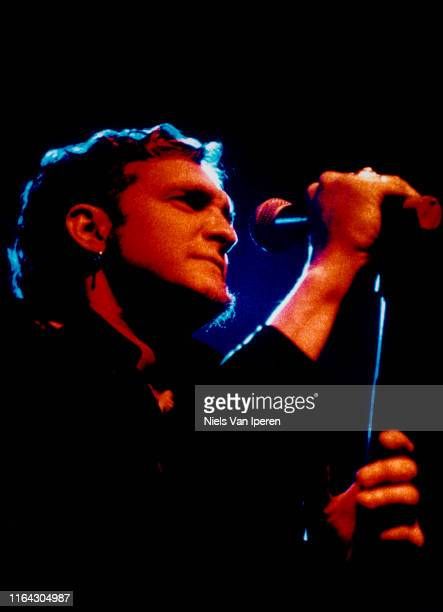 Layne Staley Alice In Chains performing on stage Paradiso Amsterdam/Tilburg Netherlands 21st February 1993