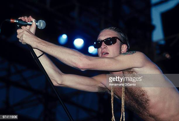 Layne Staley singer of Alice in Chains