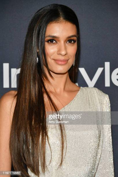 Laysla De Oliveira attends the 21st Annual Warner Bros And InStyle Golden Globe After Party at The Beverly Hilton Hotel on January 05 2020 in Beverly...