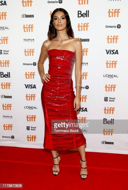 """Laysla De Oliveira attends the """"Guest Of Honour"""" premiere during the 2019 Toronto International Film Festival at The Elgin on September 10, 2019 in..."""