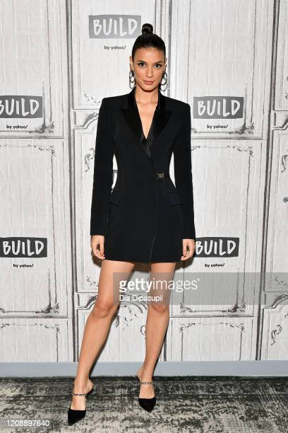 Laysla De Oliveira visits the Build Series to discuss Locke Key at Build Studio on February 26 2020 in New York City