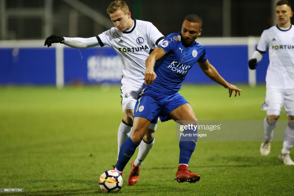Leicester City U23 v Legia Warsaw U23: Premier League International Cup