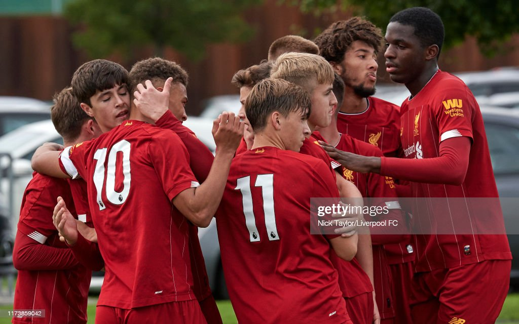 Everton v Liverpool: U18 Premier League : News Photo