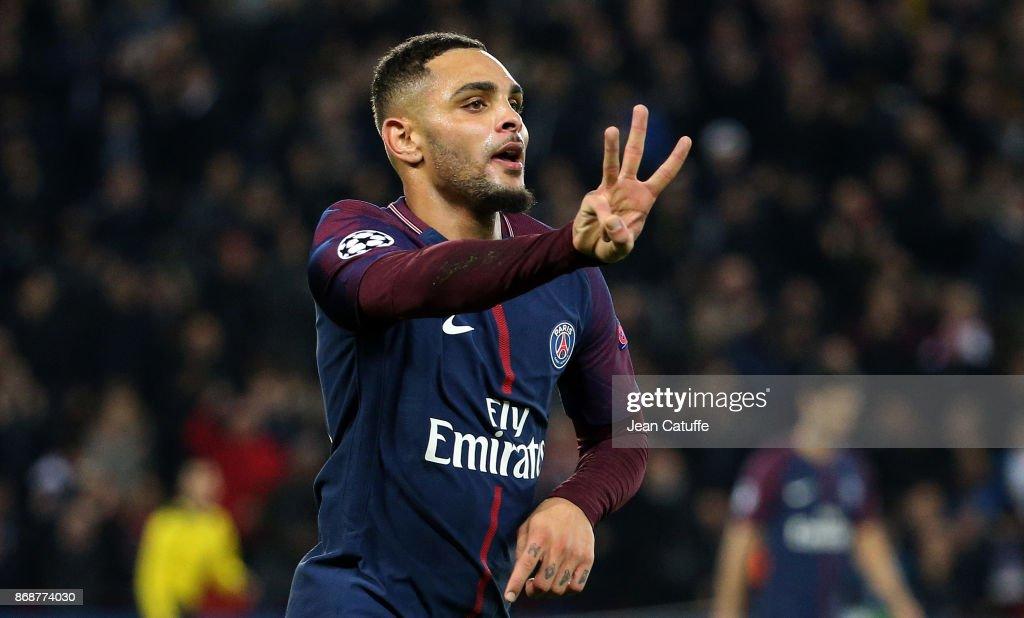 Paris Saint-Germain v RSC Anderlecht - UEFA Champions League : Foto di attualità