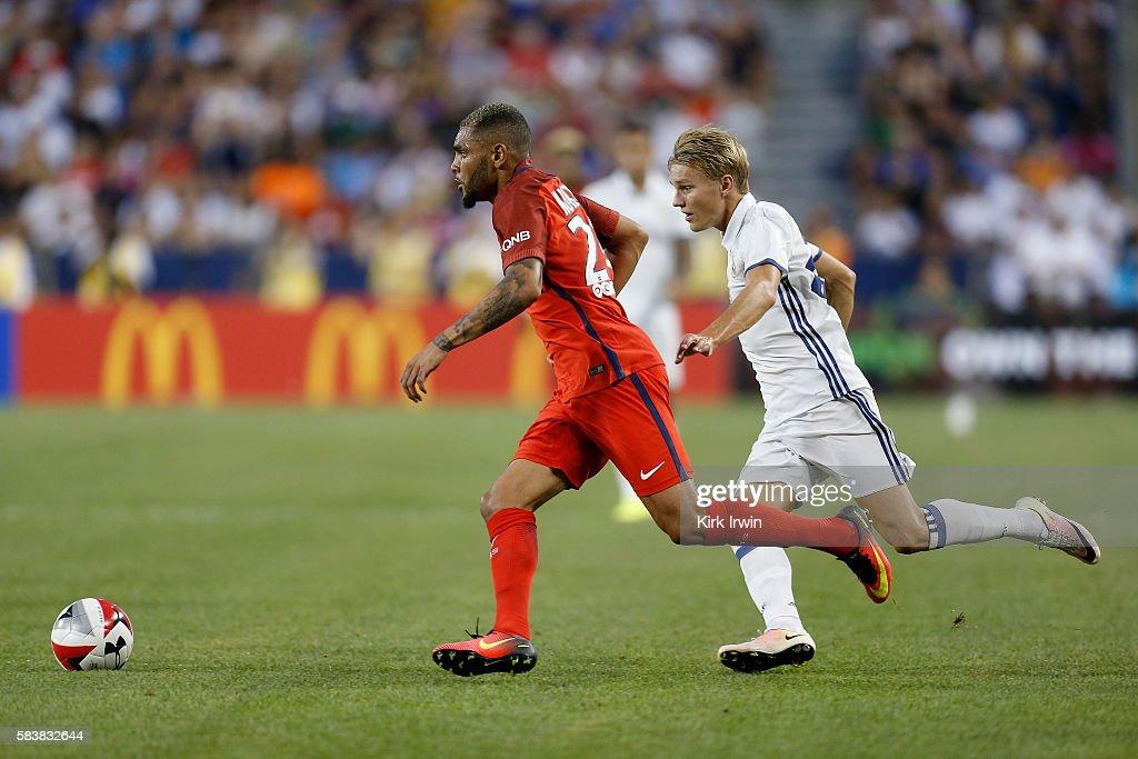 International Champions Cup 2016 - Real Madrid v Paris Saint-Germain : News Photo