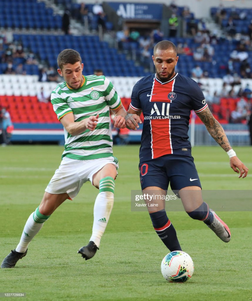 Paris Saint-Germain v Celtic - Friendly Match : Nachrichtenfoto