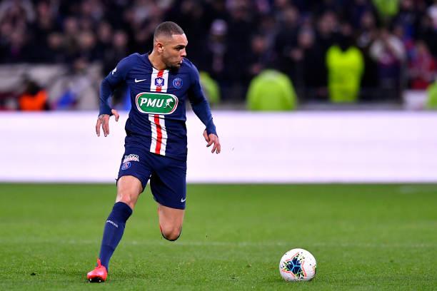 Olympique Lyon v Paris Saint-Germain - French Cup Semi Final