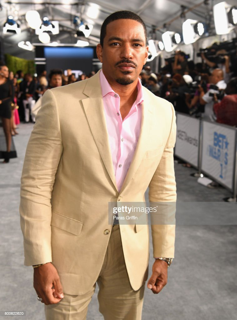 Laz Alonso at the 2017 BET Awards at Microsoft Square on June 25, 2017 in Los Angeles, California.