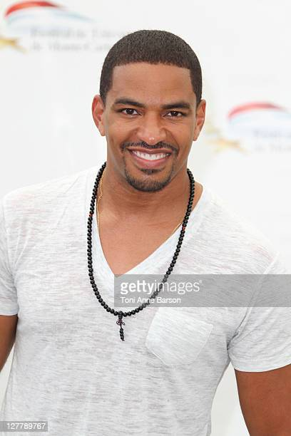 Laz Alonso attends Photocall for 'Breakout Kings' during the 51st Monte Carlo TV Festival on June 9 2011 in Monaco Monaco