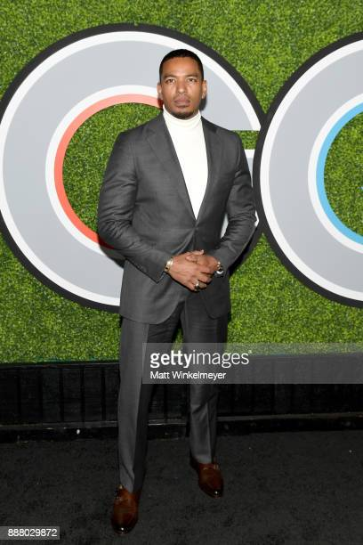 Laz Alonso attends the 2017 GQ Men of the Year party at Chateau Marmont on December 7 2017 in Los Angeles California