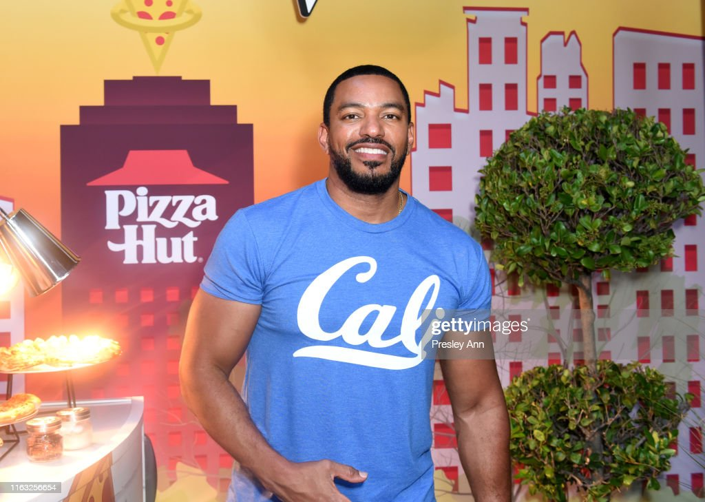 Pizza Hut Lounge at 2019 Comic-Con International: San Diego : News Photo