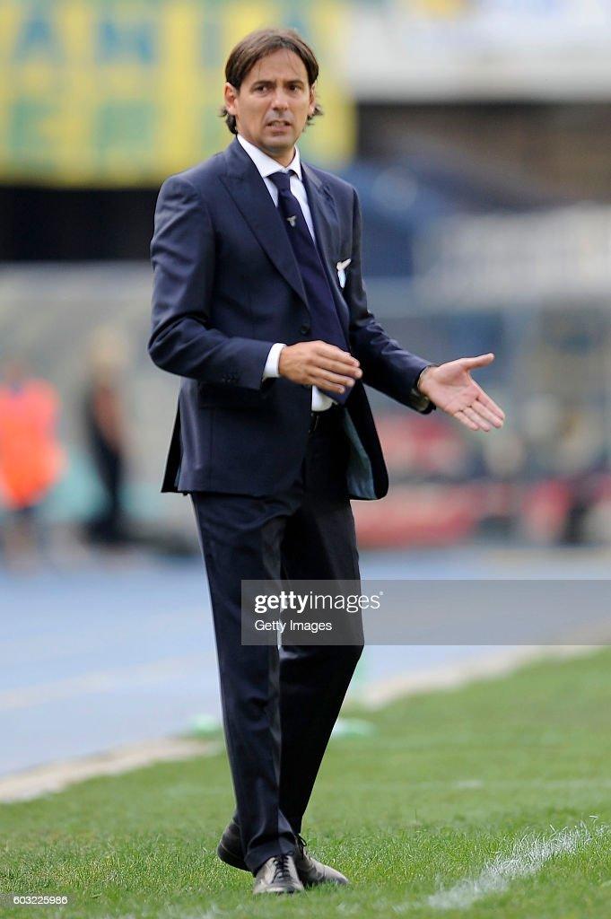 AC ChievoVerona v SS Lazio - Serie A