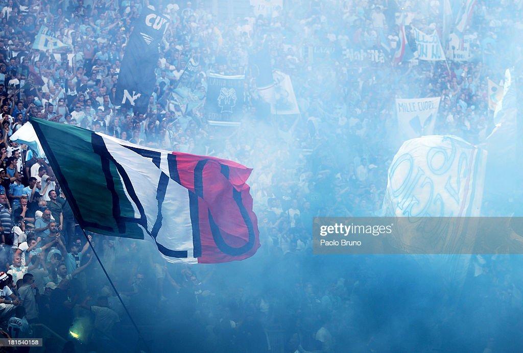 AS Roma v SS Lazio - Serie A : ニュース写真
