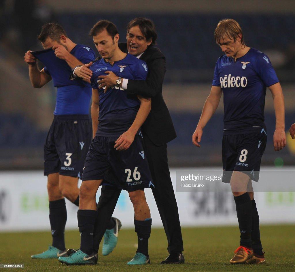 SS Lazio v ACF Fiorentina - TIM Cup
