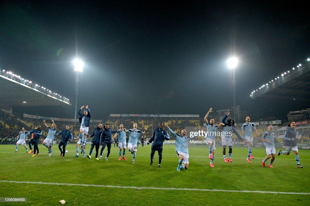 Parma Calcio v SS Lazio - Serie A : News Photo