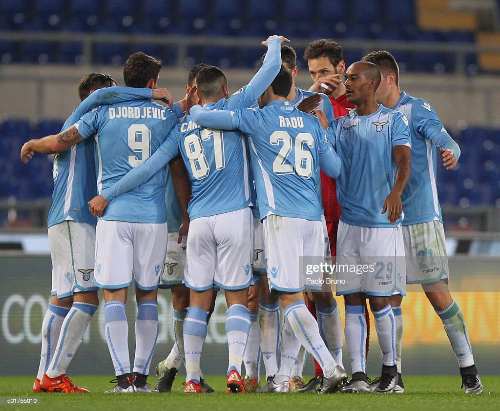 SS Lazio v Udinese Calcio - TIM Cup : News Photo