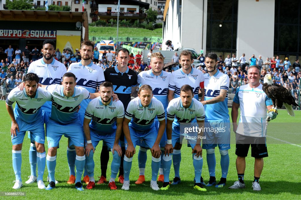 SS Lazio v Cadore Top 11 - Pre-Season Friendly