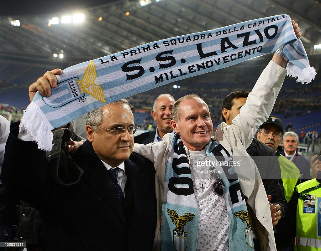 S.S. Lazio v Tottenham Hotspur FC - UEFA Europa League : News Photo