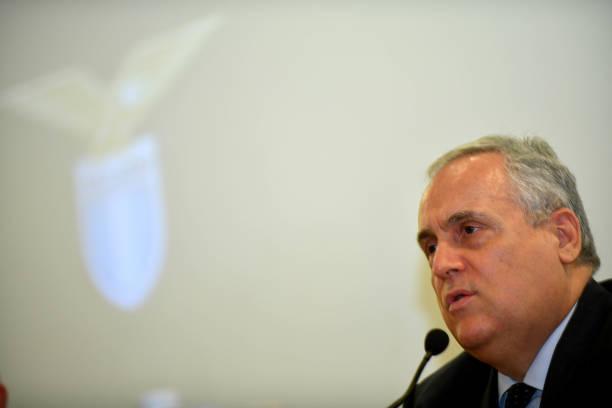 ITA: SS Lazio Press Conference