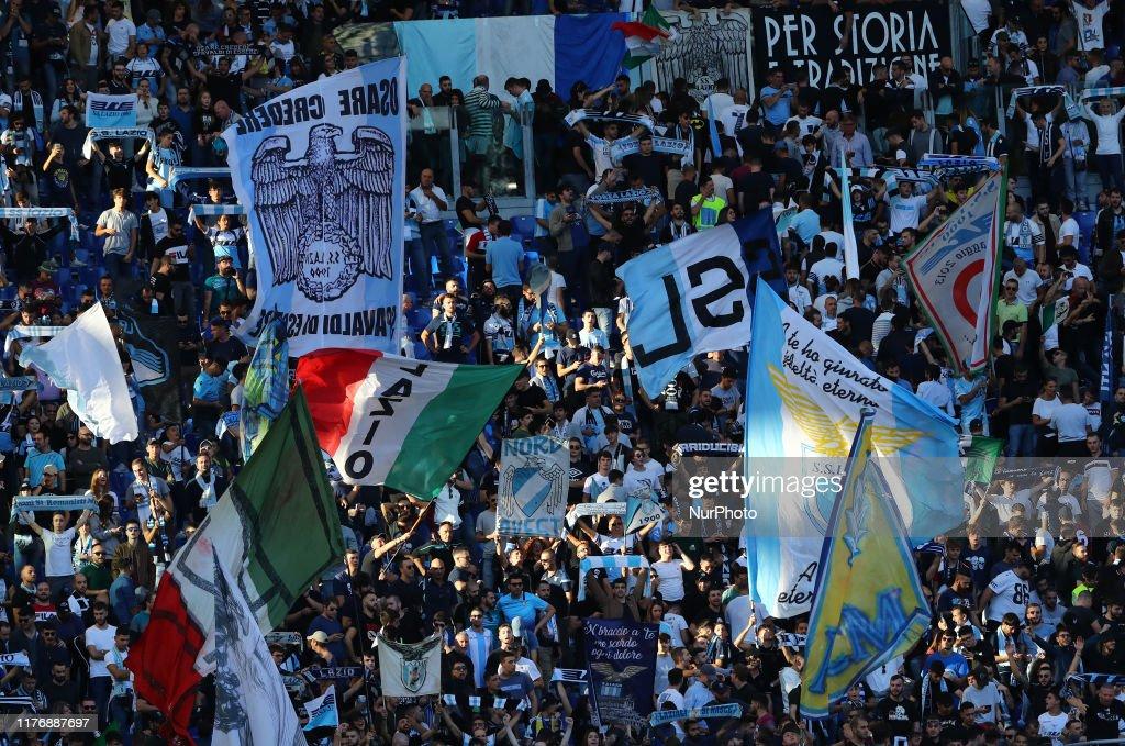 SS Lazio v Atalanta  - Serie A : News Photo