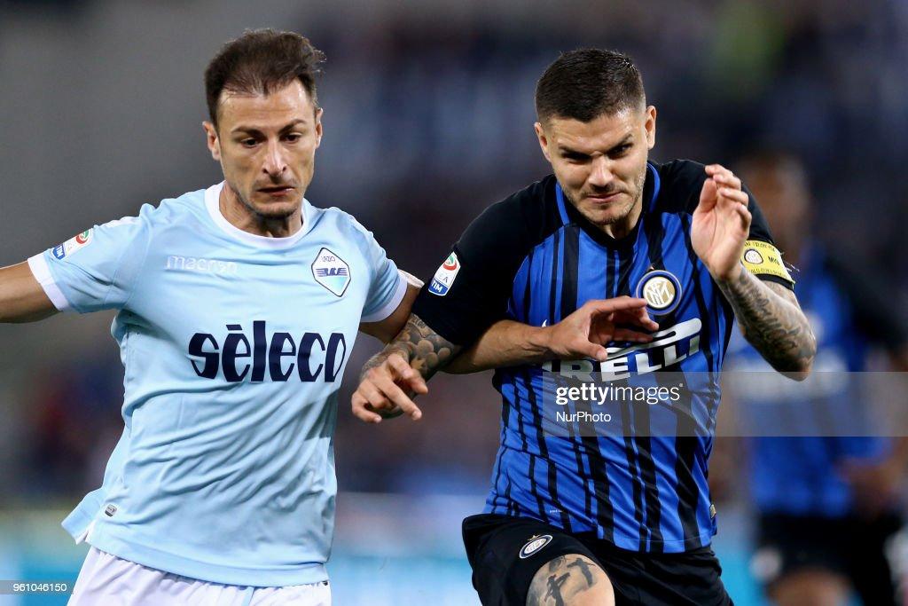 SS Lazio v FC Inter - Serie A : News Photo