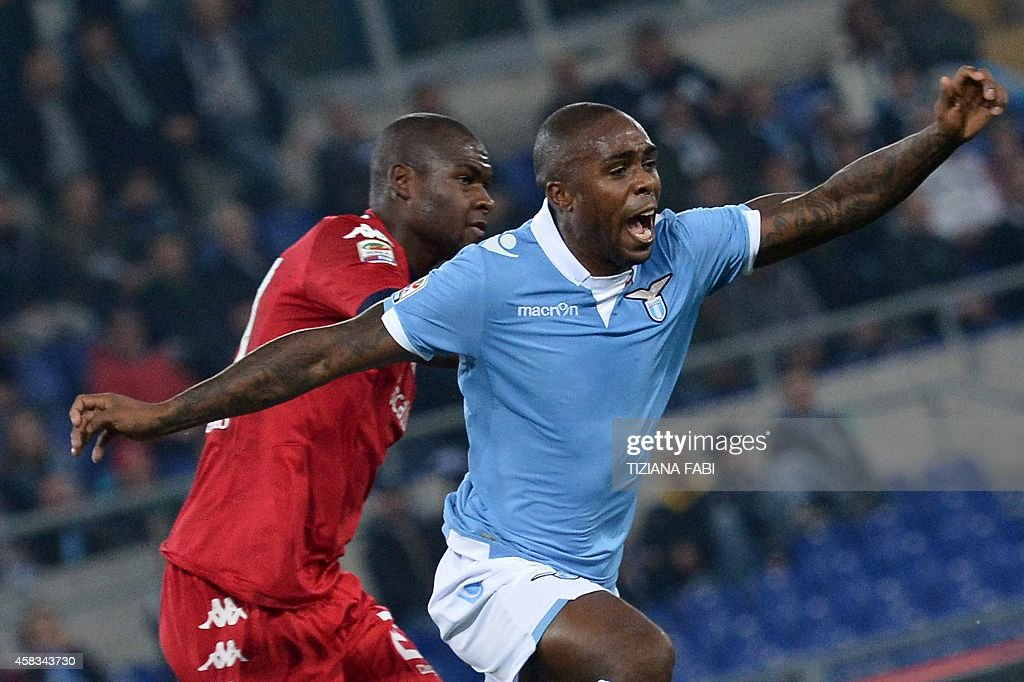 FBL-ITA-SERIEA-LAZIO-CAGLIARI : News Photo