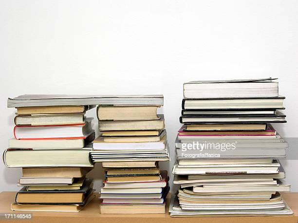 Lazy bookshelf