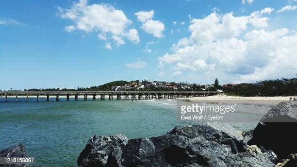 lazy day at the beach - coffs harbour stock pictures, royalty-free photos & images