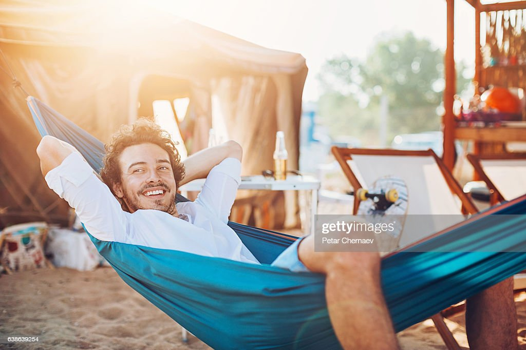Lazy summer afternoon : Stock Photo