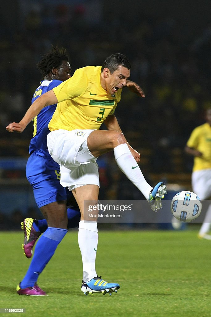 Brazil v Ecuador - Group B Copa America 2011 : News Photo