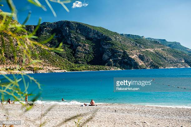 Ölüdeniz beach - blue lagoon
