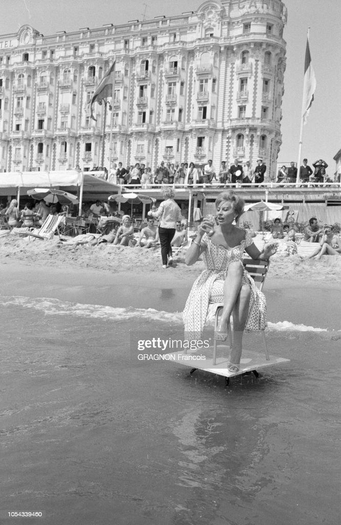 Le 13E Festival De Cannes 1960 : News Photo